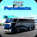 Livery Bussid Pariwisata icon