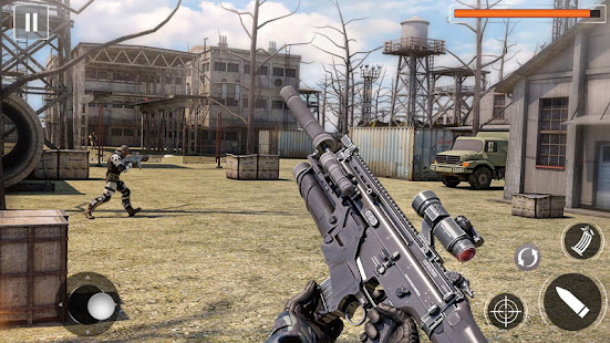 Download New Commando Shooter Arena: New Games 2020 For PC Windows and Mac apk screenshot 1