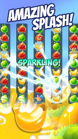 Juice Fruit Pop: Match 3 1.03 screenshot 307545