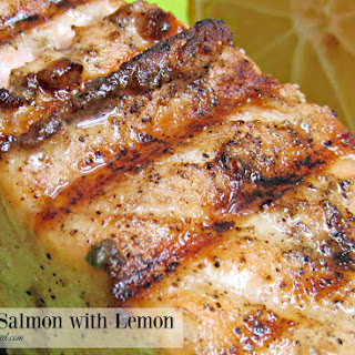 Thyme Rosemary Salmon Recipes