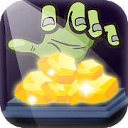 Zombie Gold Rush - Scratch to Find Gold Everyday