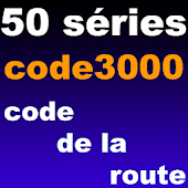 code de la route 2018 - 50 séries Icon