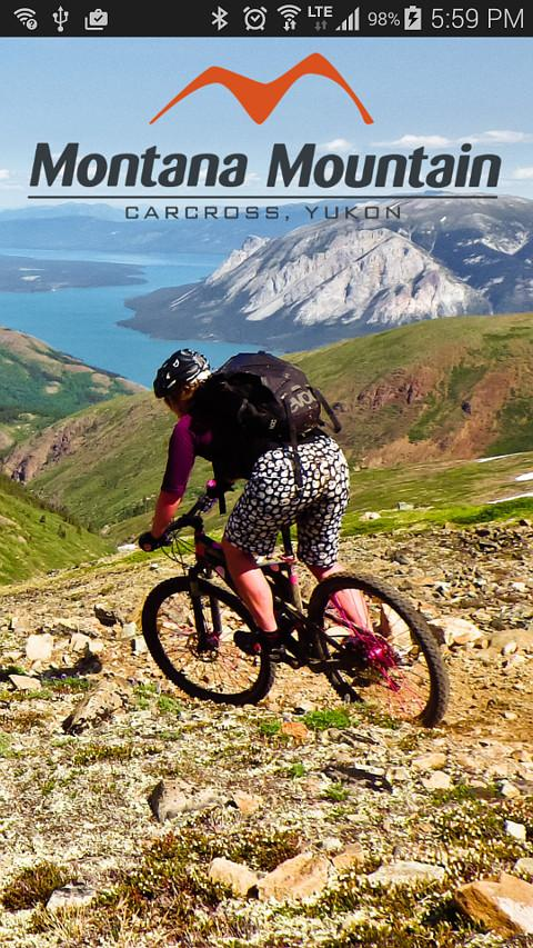 Montana Mountain Biking- screenshot