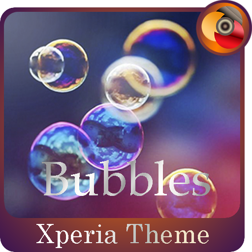 bubbles | Xperia™ Theme