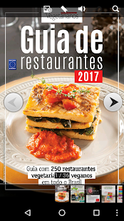 Guia Restaurantes Vegetarianos- screenshot thumbnail