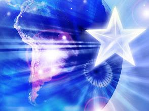 Photo: energías planetarias y estrella de 5 puntas