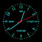Analog Clock Live Wallpaper 111.4.4