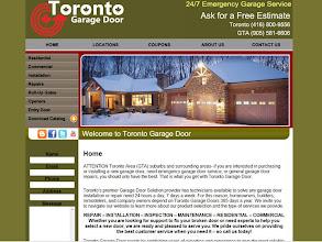 Photo: www.toronto-garagedoor.ca