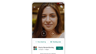 Google Meet premium video meetings—free for everyone