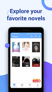 iReader Mod Apk – Novel,Comic 2