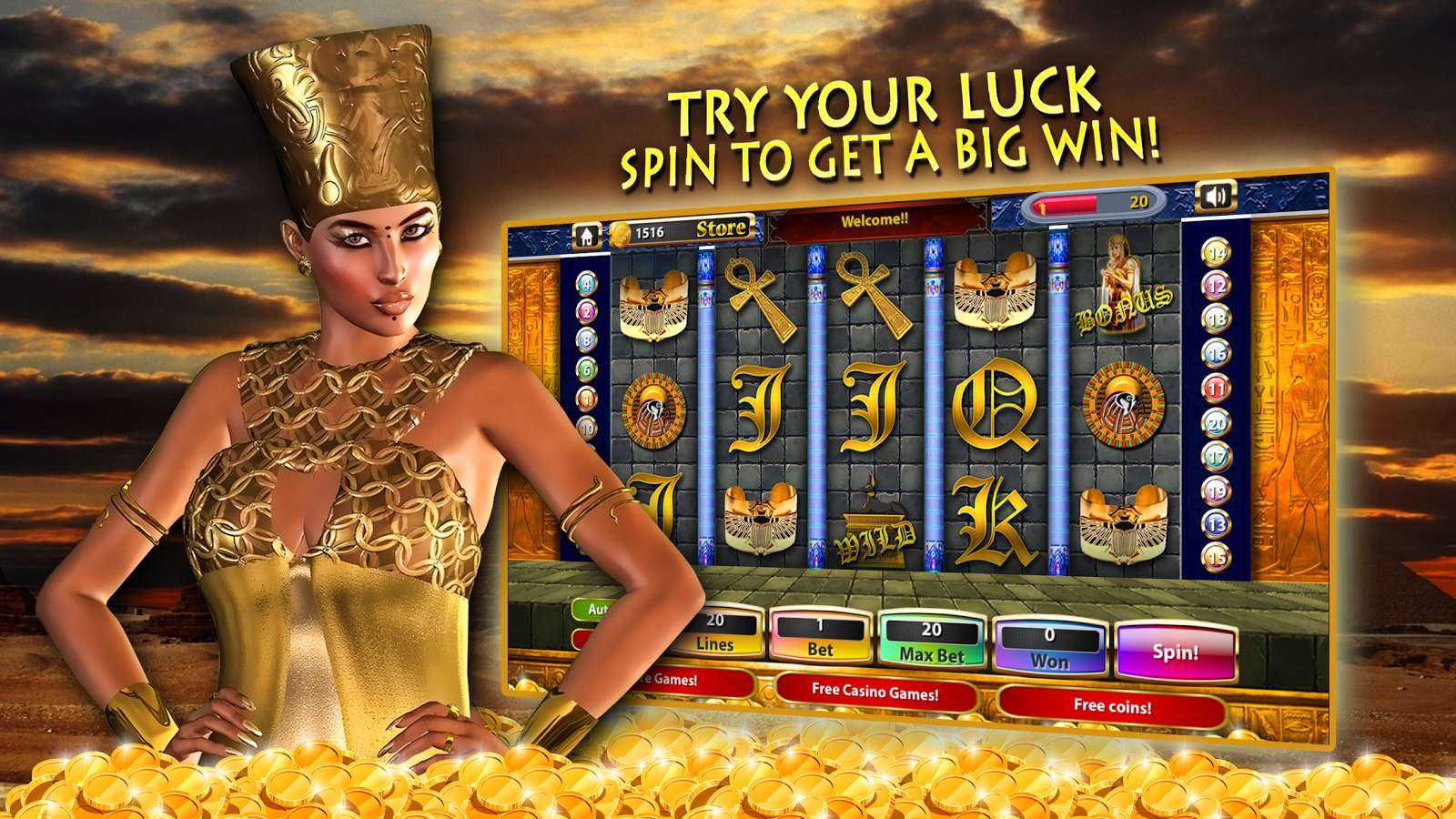 Bollywood Bonanza Slot - Win Big Playing Online Casino Games