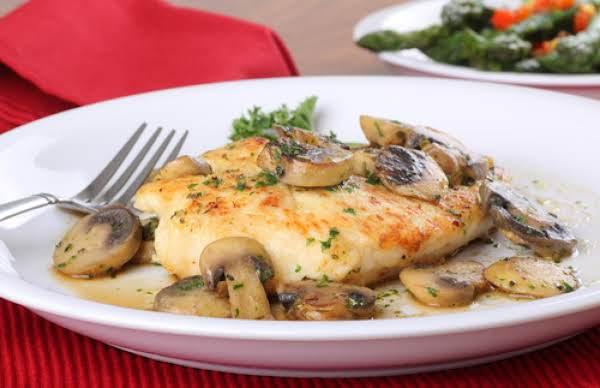Slow Cooker Chicken And Mushroom Gravy Recipe