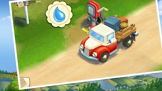 FarmVille 2 Country Escape Mod Apk 16.5.6377 (Free Shopping + Gems) 5