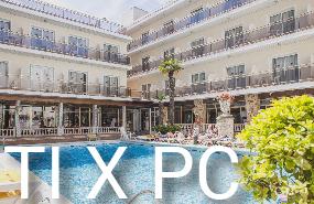 Hotel Ibersol Sorra D&acute;or</br>Costa Brava