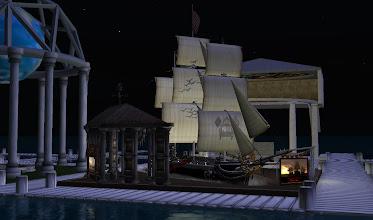 Photo: Blake Seas Pirates and Navies http://slurl.com/secondlife/Gala/24/84/22