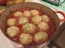 Dumplings And Mince Recipe