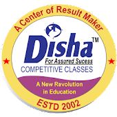 DISHA COMPETITIVE CLASSES