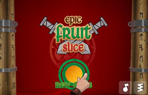 Epic Fruit Slice