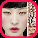 Korean Makeup Tutorial Pro icon