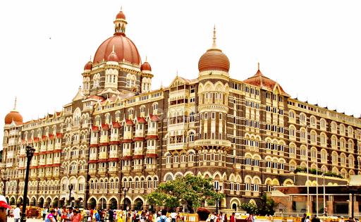 Legendary TAJ Hotel 2 By Sajal Gupta