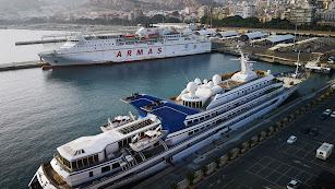 Los cruceros no llegan a Almería desde hace más de un  año.