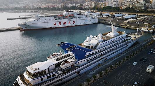 El Valenciano ya puede sonreír: los cruceros vuelven a Almería este verano