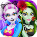 Beauty Girl Monster Style Spa Icon