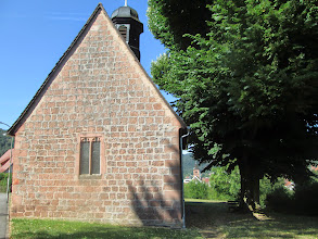 Photo: Sankt Katharina Kapelle