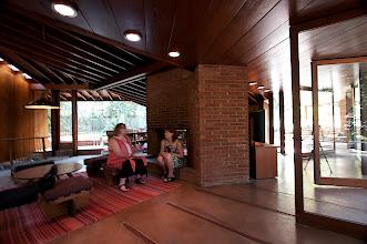 Photo: Living area. Photo: Judith Lautner
