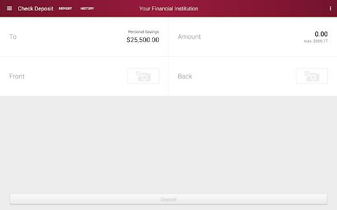 Consumers National Bank screenshot 14