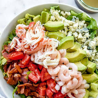 Seafood Salad With Crab Meat And Shrimp Recipes.