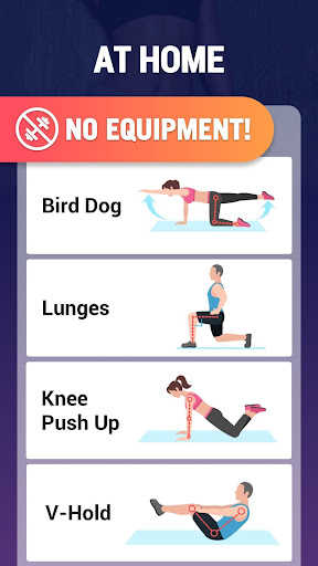 Fat Burning Workouts - Lose Weight Home Workout 1.0.10 Screenshots 6