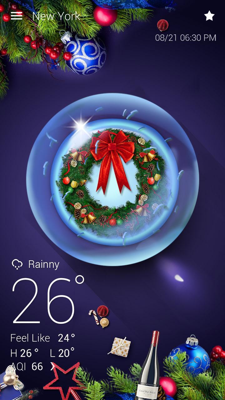 Скриншот CrystalBlessing Background