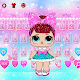 Download LOL Girly Glitter Minnie Keyboard Theme For PC Windows and Mac