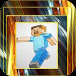 How To Draw Minecraft icon