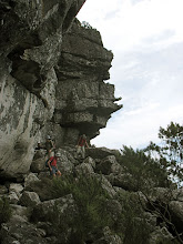 Photo: Going under Rusty Bailie's Waldkapel Crag