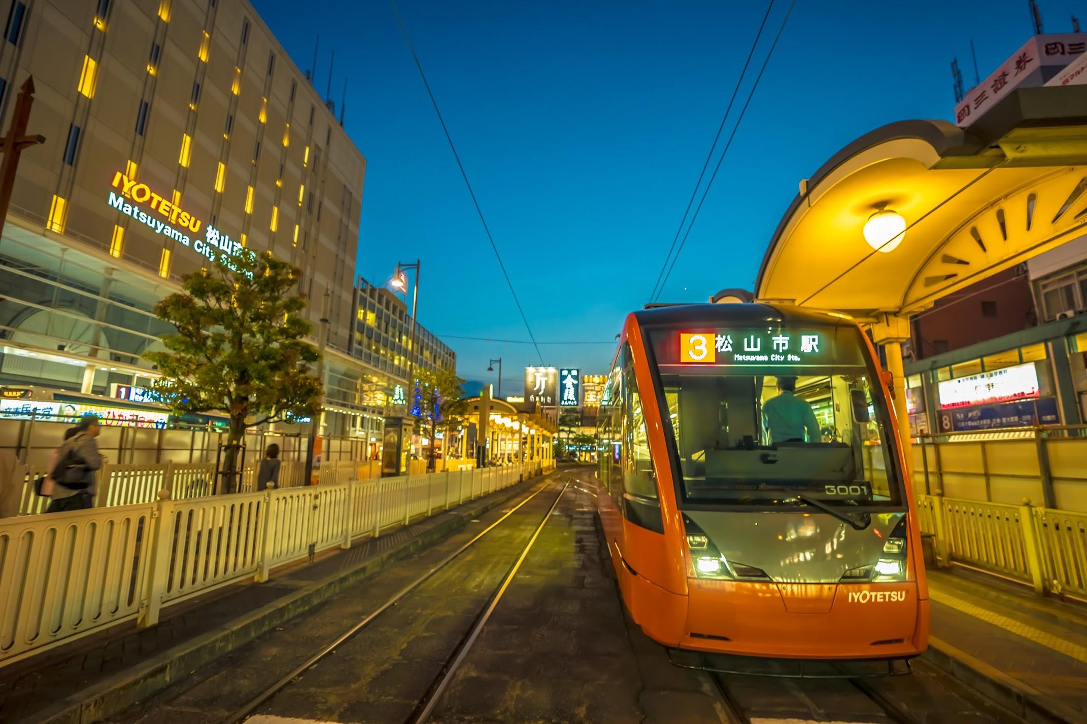 Matsuyama tram6