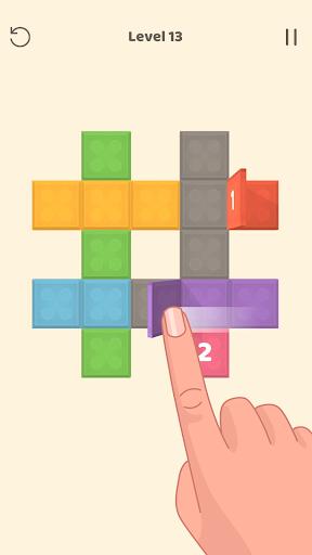Folding Tiles android2mod screenshots 1