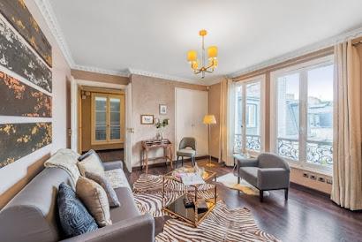 Classic Parisian Serviced Apartment, Louvre