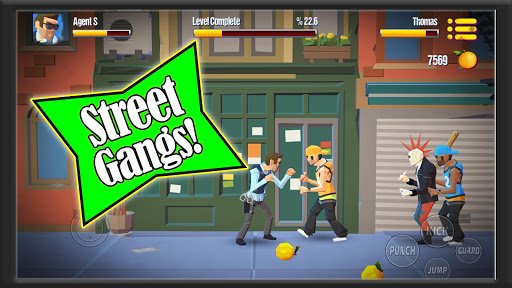 City Fighter vs Street Gang 1.3 screenshots 3