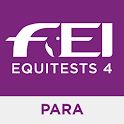 FEI EquiTests 4 - Para icon
