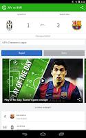 Screenshot of ESPN FC Soccer