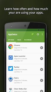 AppDetox - App Blocker for Digital Detox- screenshot thumbnail