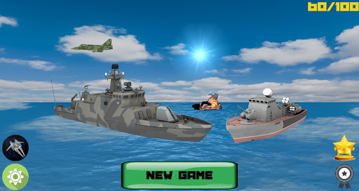Sea Battle 3D PRO: Warships  captures d'u00e9cran 1