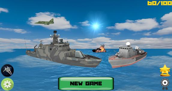 Sea Battle 3D PRO: Warships 1