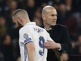 """Zinedine Zidane évoque le cas Benzema en Équipe de France : """"Je ne comprends pas..."""""""