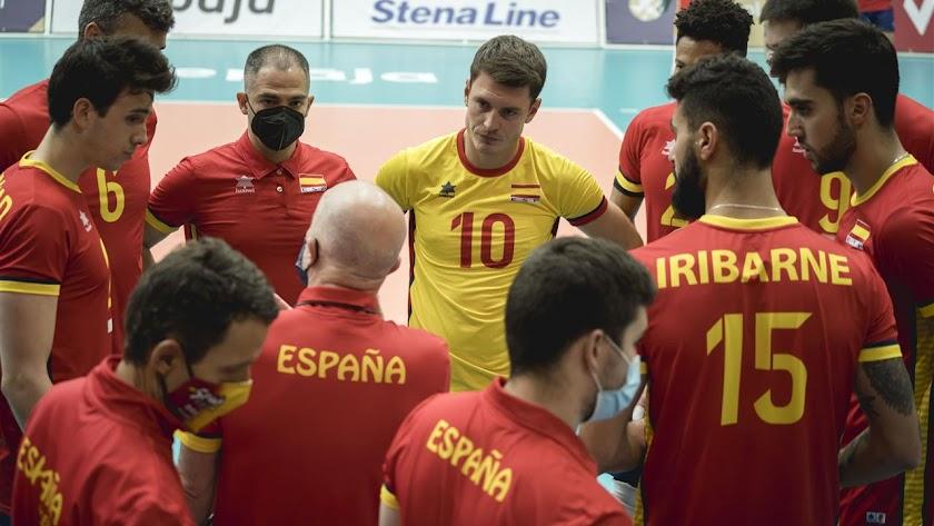 La Selección Española Masculina hará un stage en tierras almerienses.