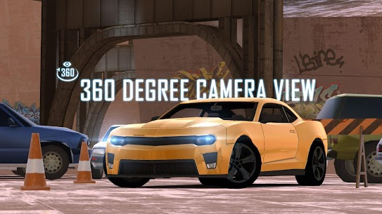 Real Car Parking 2017 Street 3D 1.5.1 (Unlimited Money) MOD Apk 8