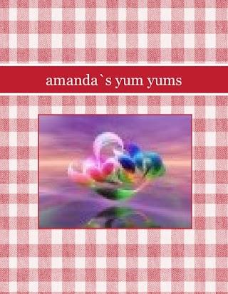 amanda`s yum yums