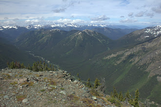 Photo: From the summit of Elk Mountain
